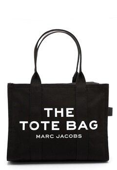 The Marc Jacobs Traveler Tote 001 Black Bubbleroom.dk