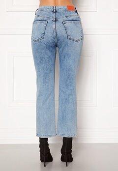 the Odenim O-Mod Jeans Random Blue Bubbleroom.dk