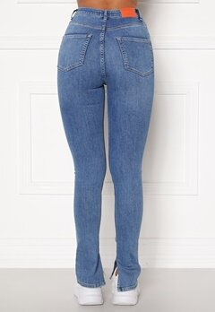 the Odenim O-More Jeans 11 Lt Midblue Bubbleroom.dk