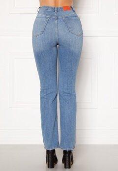 the Odenim O-Ninetys Jeans LT Blue Bubbleroom.dk