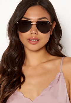 Quay Australia The Playa Sunglasses Rose/Smoke Lens Bubbleroom.dk