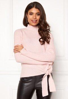 TIFFOSI Cece Sweater 611 Pink Bubbleroom.dk