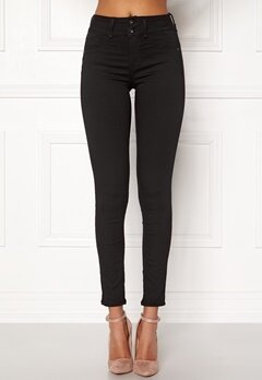TIFFOSI One-Size Double Up Jeans Black Bubbleroom.dk