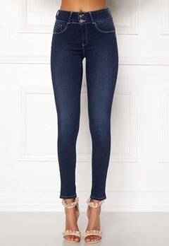 TIFFOSI One-Size Double Up Jeans Blue Denim Bubbleroom.dk