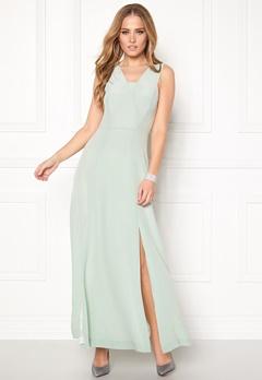 TIGER OF SWEDEN Admira Dress 4Y5 Slit Green Bubbleroom.dk