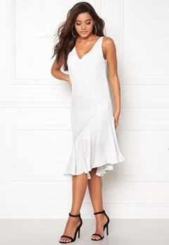 TIGER OF SWEDEN Alivia Dress 09S Star White Bubbleroom.dk