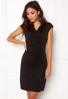 TIGER OF SWEDEN Collis Dress Midnight Black Bubbleroom.dk