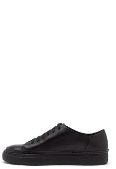 TIGER OF SWEDEN Crewe Shoes Black Bubbleroom.dk