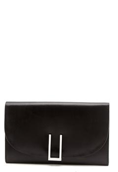 TIGER OF SWEDEN Ervin Small Leather Bag 050 Black Bubbleroom.dk