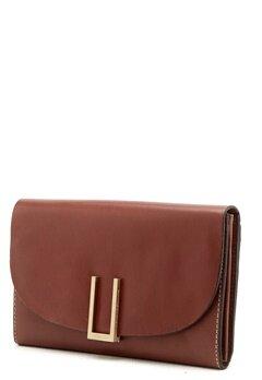 TIGER OF SWEDEN Ervin Small Leather Bag 10M Light Brown Bubbleroom.dk