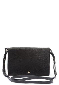 TIGER OF SWEDEN Fowley Leather Handbag Black Bubbleroom.dk