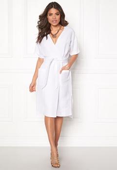 TIGER OF SWEDEN Geeta Dress 02Z Bright White Bubbleroom.dk