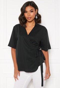 TIGER OF SWEDEN Nadinia Shirt 050 Black Bubbleroom.dk