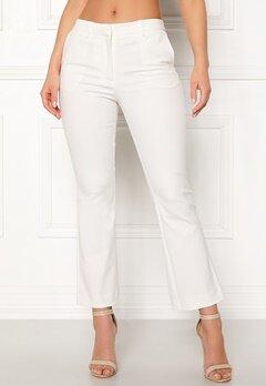 TIGER OF SWEDEN Noora 2 Pants 09S Star White Bubbleroom.dk