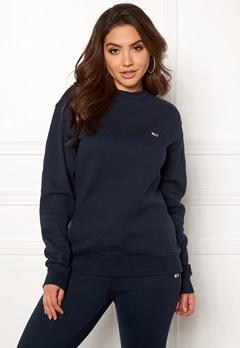 TOMMY JEANS Classics Sweatshirts 002 Black Iris Bubbleroom.dk