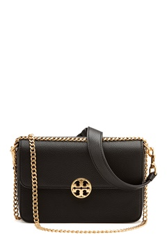 TORY BURCH Chelsea Convertible Bag Black Bubbleroom.dk