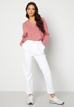 Trendyol Eco Cotton High Waist Jeans White Bubbleroom.dk
