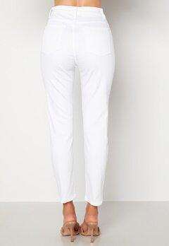 Trendyol Lissy Jeans Beyaz/White Bubbleroom.dk