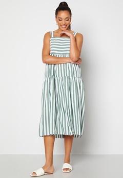 Trendyol Nadja Midi Dress Yesil/Green Bubbleroom.dk