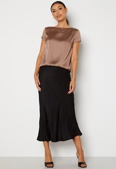 Trendyol Ronja Midi Skirt Black bubbleroom.dk