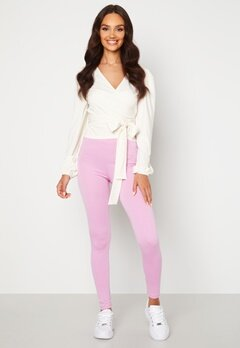 Trendyol Sindy Leggings Pembe/Pink Bubbleroom.dk