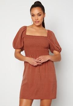 Trendyol Smock S/S Dress Kiremit/Brick Bubbleroom.dk