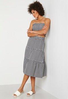 Trendyol Smock Top Skirt Set Siyah/Black Bubbleroom.dk