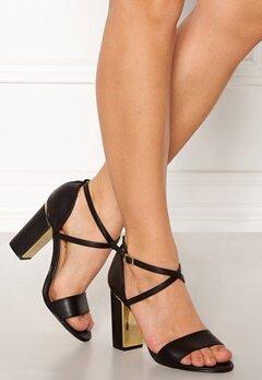 Truffle Fallon High Heel Sandals Blk Bubbleroom.dk
