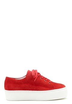 Twist & Tango Berlin Sneakers Red Bubbleroom.dk