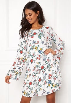 Twist & Tango Bernice Dress White Garden Bubbleroom.dk