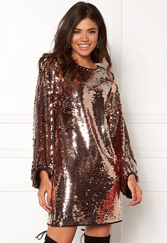 Twist & Tango Darcy Dress Bronze Bubbleroom.dk