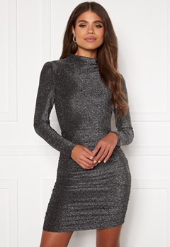 Twist & Tango Dina Dress Silver Metallic Bubbleroom.dk