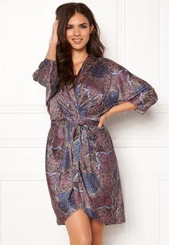 Twist & Tango Georgina Dress Multi Print Bubbleroom.dk