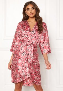 Twist & Tango Georgina Mini Dress Rose Leo Bubbleroom.dk