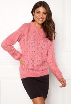 Twist & Tango Hilda Sweater Pink Bubbleroom.dk