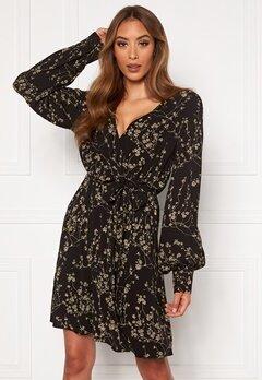 Twist & Tango Kalea Dress Black Flower Bubbleroom.dk