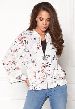 Twist & Tango Kelsey Jacket Big Floral Print Bubbleroom.dk