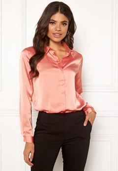Twist & Tango Penelope Shirt Dusty Rose Bubbleroom.dk