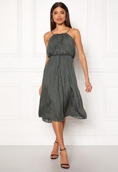 Twist & Tango Ronja Dress Taupe Bubbleroom.dk