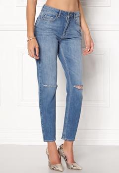 Twist & Tango Sarah Jeans Mid Blue Cut Bubbleroom.dk