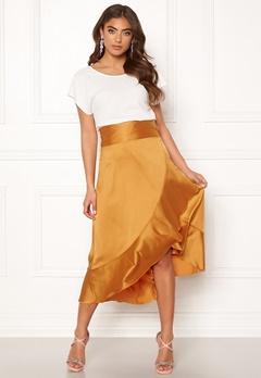 Twist & Tango Tammy Skirt Golden Rost Bubbleroom.dk