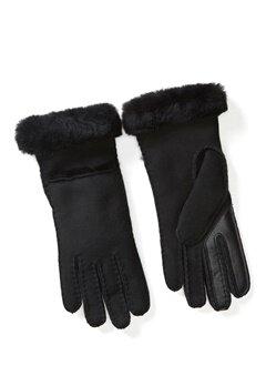 UGG Australia Seamed Tech Glove Black Bubbleroom.dk