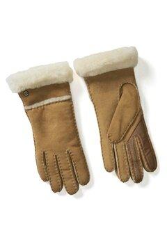 UGG Australia Seamed Tech Glove Chestnut Bubbleroom.dk