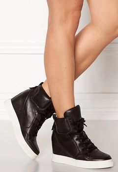 UMA PARKER Boston Shoes Black Bubbleroom.dk