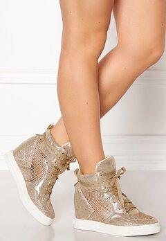 UMA PARKER Diego Shoes Gold Bubbleroom.dk