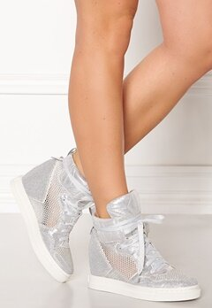 UMA PARKER Diego Shoes Silver Bubbleroom.dk