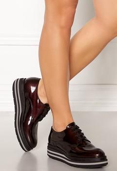 UMA PARKER Verinice Leather Sneakers Rubino Bubbleroom.dk