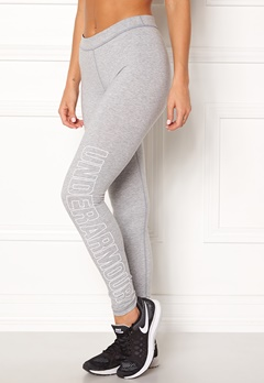 Under Armour Favorite Graphic Legging True Gray Heather Bubbleroom.dk