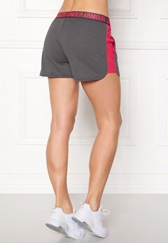 Under Armour New Play Up Short Carbon Heather Bubbleroom.dk