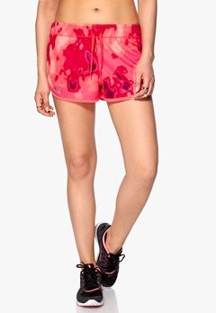Under Armour Printed Tech Shorts 684 Pink Shock Bubbleroom.dk
